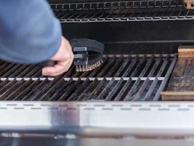 Weber Elektrogrill Rost Reinigen : Grill reinigen aber richtig tipps vom grillportal