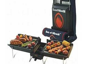 Son of Hibachi Camping-Grill