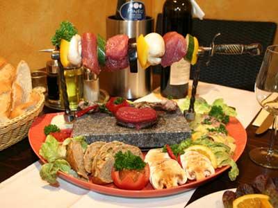 raclette fondue heisser stein die besten rezepte